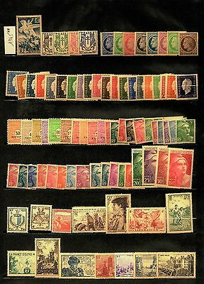 France 1945 - Timbres - Annee Complete - Neufs ** Sans Charnieres - Idee Cadeau