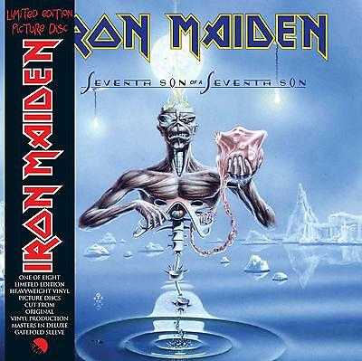 Iron Maiden - Seventh Son Of A Seventh Son Vinyl-Picture #76020