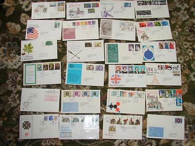(M19) Bundle Great Britain First Day  Covers  Look Going Cheap Look