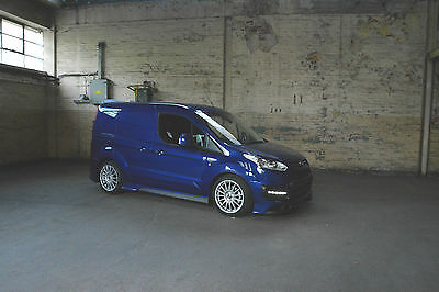 Ford M-Sport Transit Connect Euro 6 120 BHP