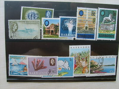 Barbados - Used Stamps