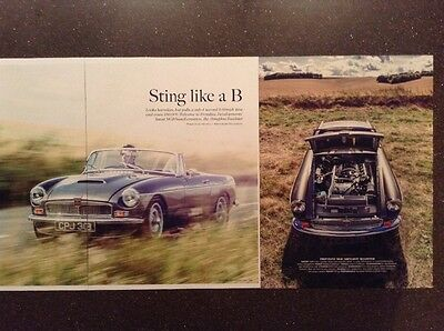 MGB Frontline Roadster - Classic Test Article