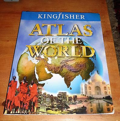 Kingfisher Atlas Of The World Book