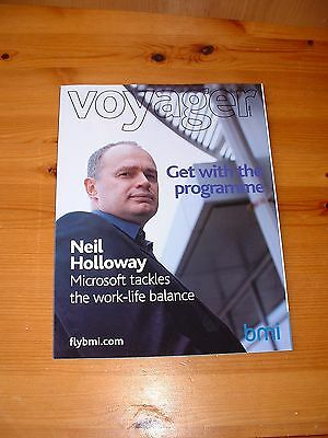Bmi In Flight Mag  June 2004 - Neil Holloway *