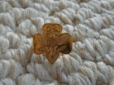Vintage Girl Scout Pin.