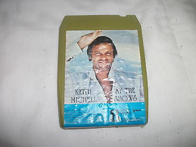 8 Track Tape - Keith Mitchell - At The Shows