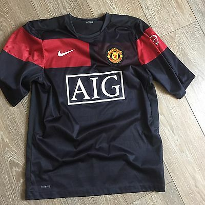 maillot football Manchester united Taille M Authentique