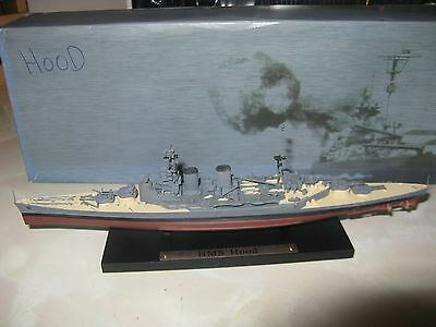 DeAgostini Atlas Editions Collections - HMS Hood Boxed