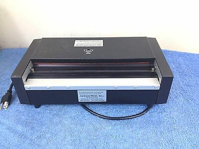 Jackson Hirsh Card Guard 7200 Laminator Laminating Machine