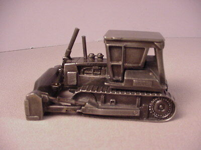 Vintage Terex GM dozer crawler advertising salesman sample excavating GM
