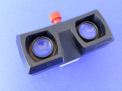 Airequipt Stereo Theater viewer lens assembly - with achromatic lenses!