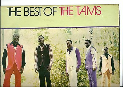 TAMS - Very Best Of / UK. LP / ABC