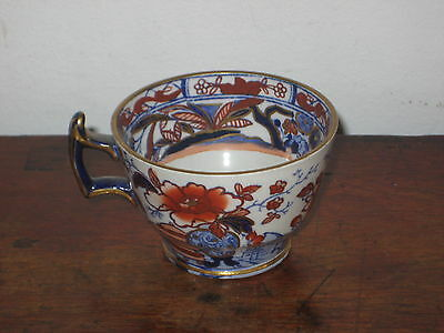 Mason's Tea Cup 19Th Century Richly Decorated Oriental Design