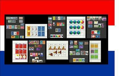 Netherlands 1964/1998-MNH-35 Complete Year Sets-38 Pages Scan~~FREE POST~~