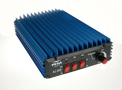 R.M KL-503 Linear Amplifier