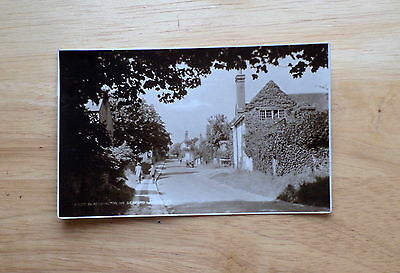 Blatchington, Nr Seaford Sussex  - Judges' real photo postcard - posted 1931