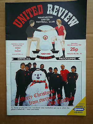 """8 United Review""""s From 1980""""s See List Below"""