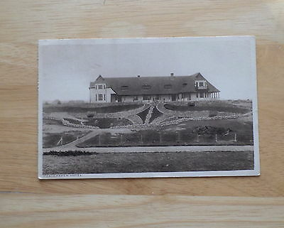 Peacehaven Hotel, Sussex - 1945 printed postcard Wheatley, Optima Stores