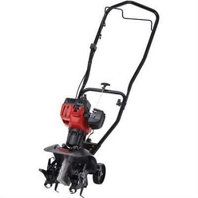 """Yard Machines 125 Gas Cultivator  25cc 2-Cycle Engine 6"""" to 9""""cultivating width"""