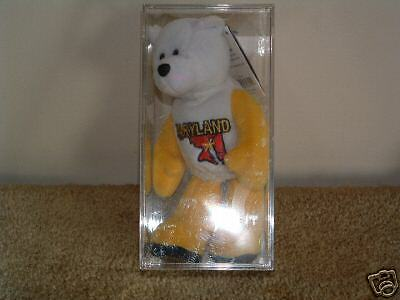 LIMITED TREASURES STATE COIN BEAR w. Case MARYLAND