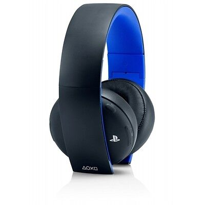 PS4 Official Sony PlayStation Wireless Stereo Headset 2.0 Brand New