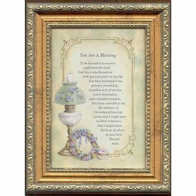 You Are A Blessing, Framed Gift