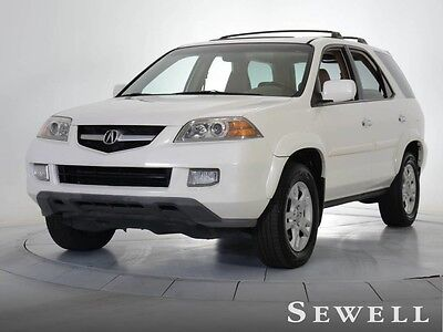 2005 Acura MDX  TOURING AWD HEATED LEATHER SEATS SUNROOF LOW MILES, CALL GREG 214-353-2806