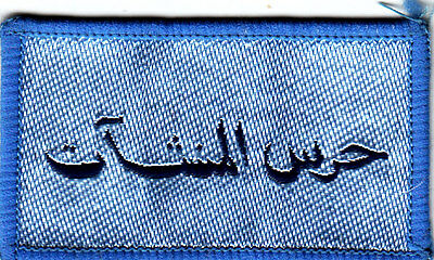 Boy Scout Badge from MIDDLE EAST