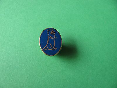 Otter Brewery pin badge. Enamel. VGC, Unused. Honiton, Devon. BLUE