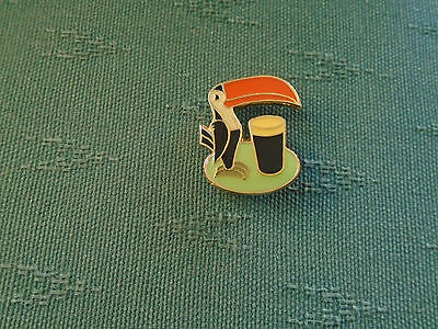 Toucan With His Guinness - Enamel Pin Badge