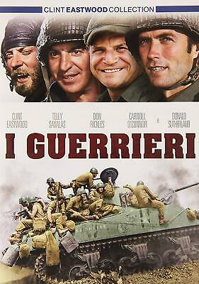 Dvd I Guerrieri - (1970) .......NUOVO