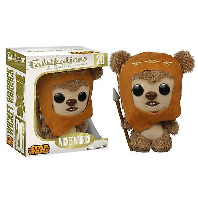 "Funko Fabrikations Star Wars: Wicket 6"" Plush Action Figure Collectible Toy 6199"