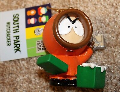 New with tag Kurt S. Adler South Park Kenny Christmas ornament Mousetrap gift