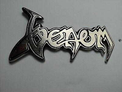 Venom Logo  Pin  Badge
