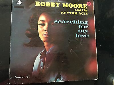 Norhern soul   bobby moore and thge rythm aces  'searching for your love' UK og