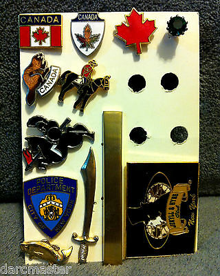 Choose 2 of our Tie Pins / Tie Tacks / Lapel Pin from our Lot [of 12] Rare Piece