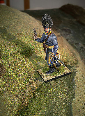 60mm King and Country - Austrian NAP0293. Metal Napoleonic Painted & Based