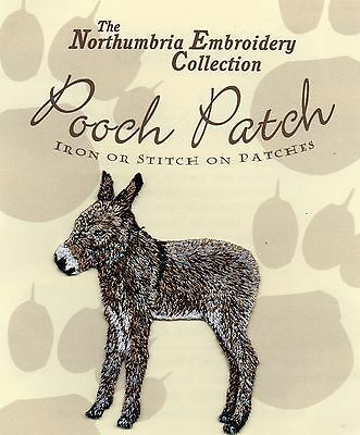 Donkey Foal   EMBROIDERED  Pooch Patch
