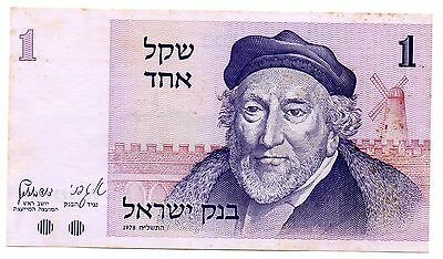 ISRAEL  - great  note