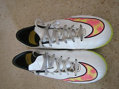Nike Mecurial football astro trainers size UK 4.