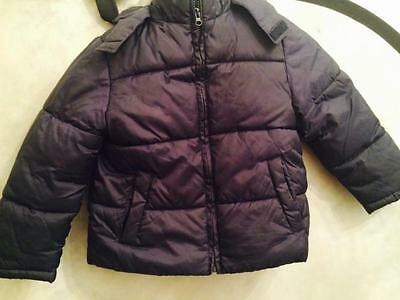 CHEROKEE Navy Childs Bomber Jacket 6-7years Very good condition