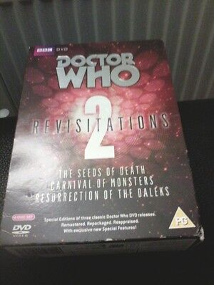Dr Who DVD Revisitstions 2