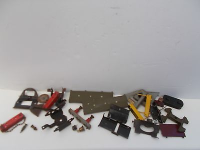 "Bundle of Hornby ""O"" gauge bits for restoration work or spares"