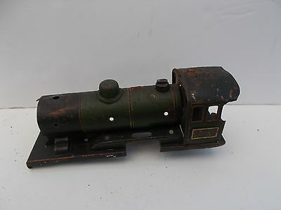 "Marklin ""O"" gauge locomotive body – for restoration or spares"