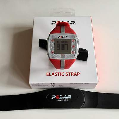 Polar FT7 Heart Monitor Exercise Watch- Red