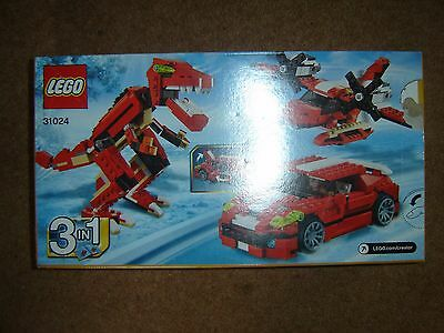 box of lego city 31024