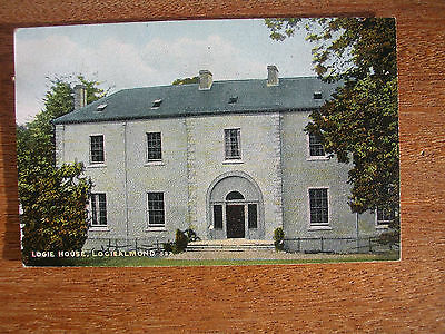 Logiealmond (3 Cards) Logie House, Glenalmond Trinity College & Library
