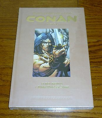 Barry Windsor-Smith Conan Archives Volume 2, Dark Horse hardcover, Marvel Comics