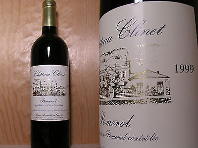 @@@ Chateau Clinet 1999