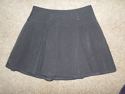 Girls Black Skirt A Line - From Tu - Age 12 Years